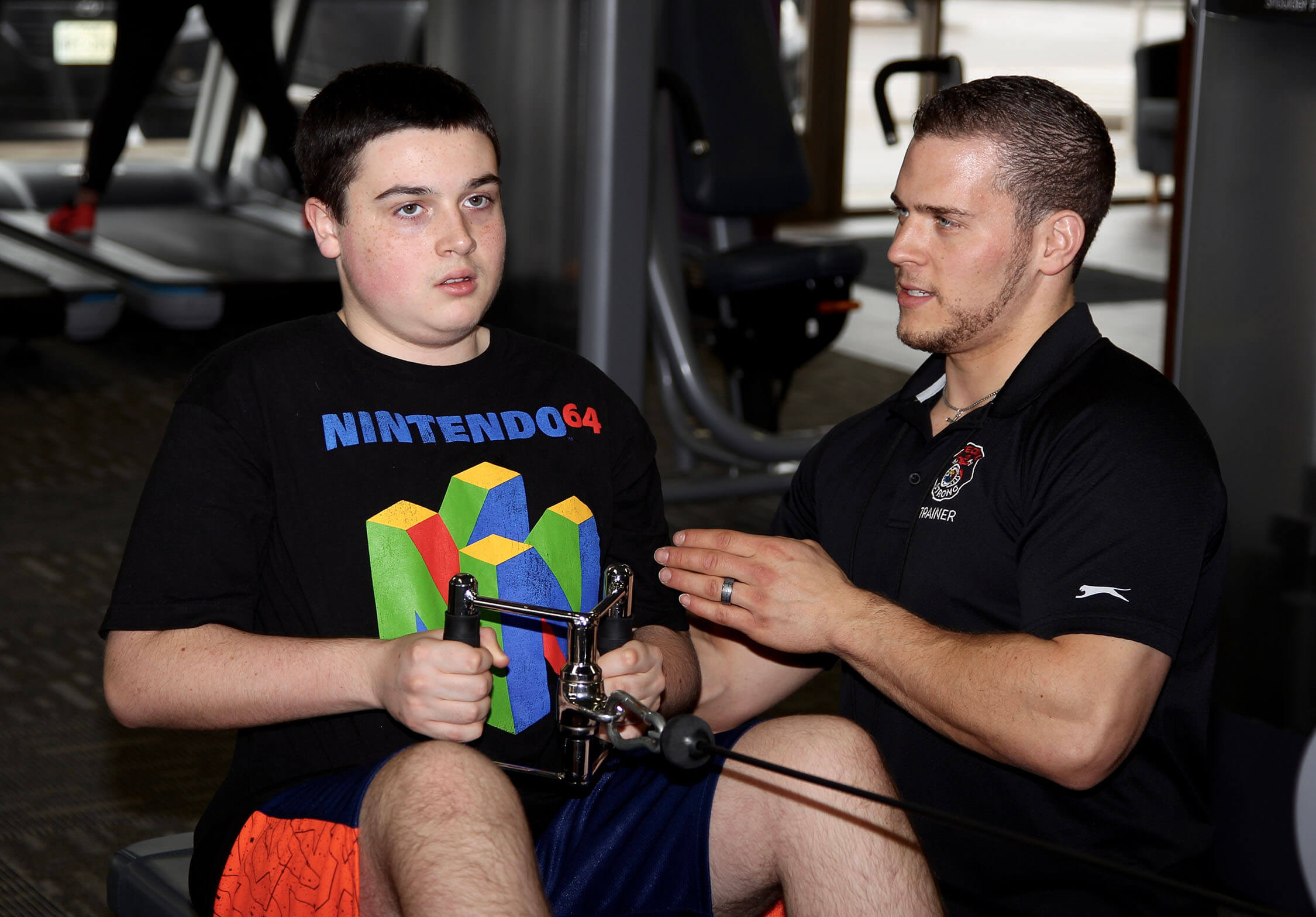 autism fitness certification
