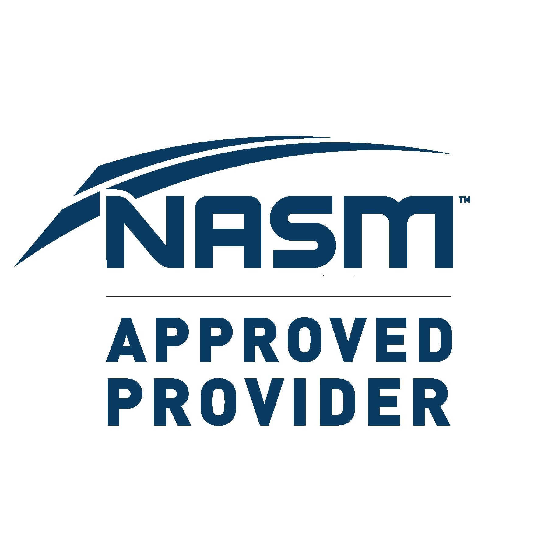 NASM Logo Special Needs Certification
