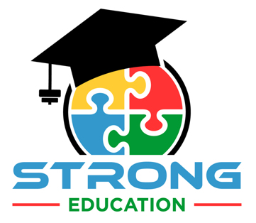 Strong Education Logo AC