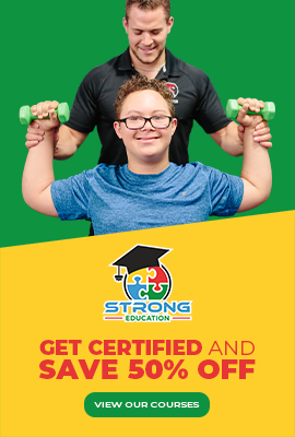 fitness special needs certification