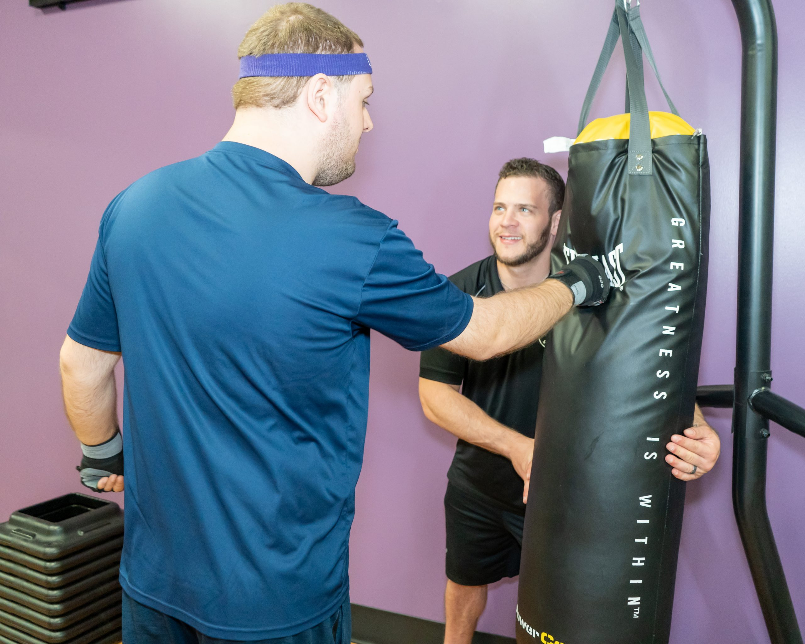 adaptive special needs boxing