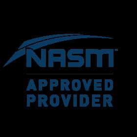 NASM Provider Logo