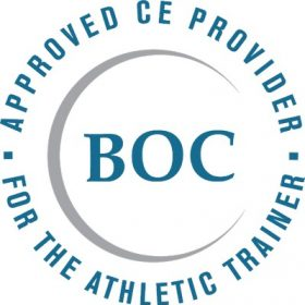 boc athletic tarainer approved provider